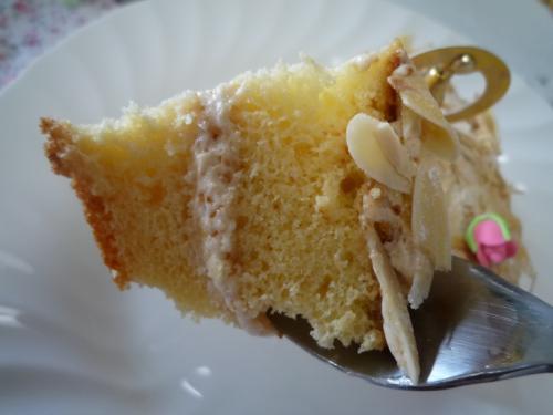 プラリネクリームケーキe