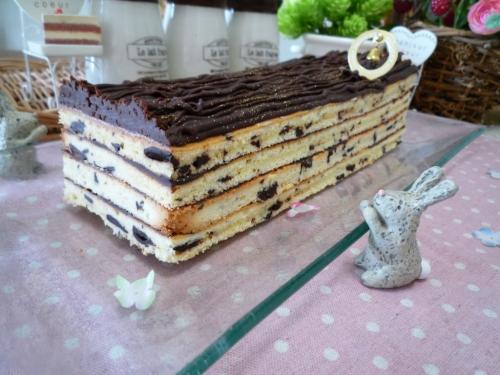 チョコレートケーキa