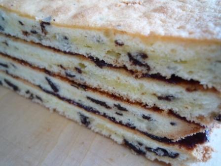 チョコレートケーキ7