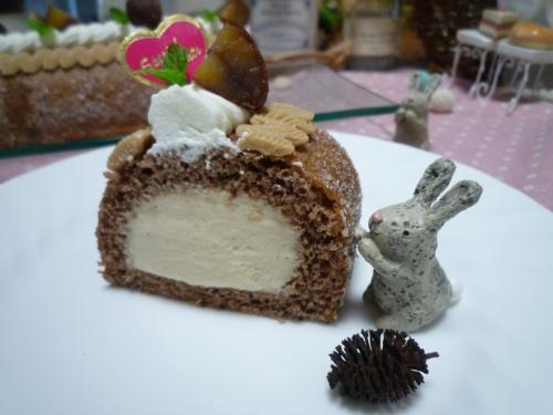 マロンケーキa1