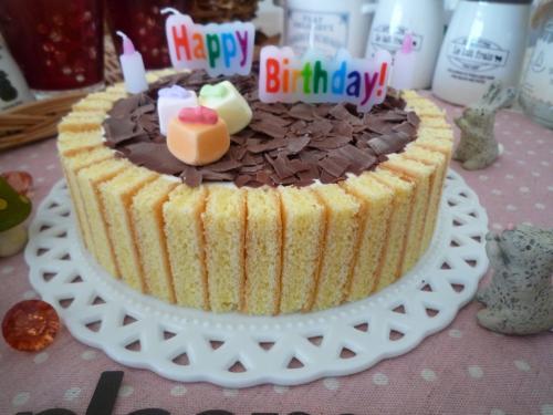 キャラメルケーキ6