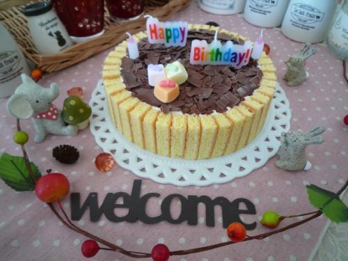 キャラメルケーキ4