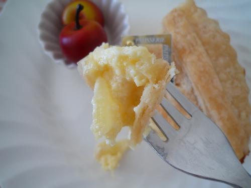 りんごのチーズパイe