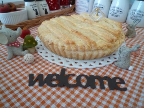 りんごのチーズパイb1