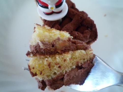 チョコレートケーキe