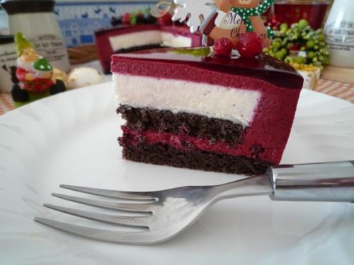 クリスマスケーキf