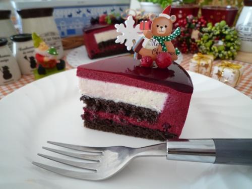 クリスマスケーキd