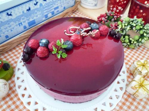 クリスマスケーキc