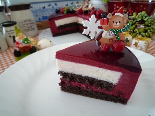 クリスマスケーキe