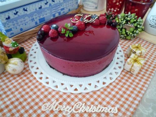 クリスマスケーキh