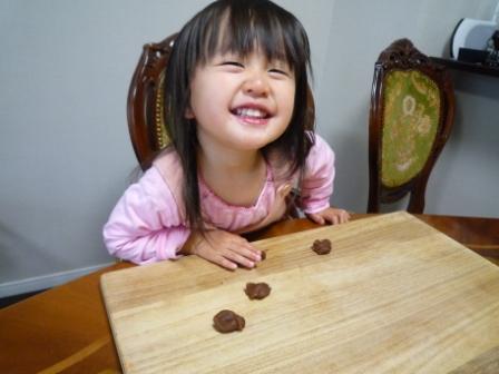 クッキー作りd