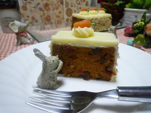 キャロットケーキe