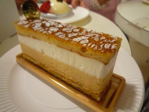 プレジールケーキ2