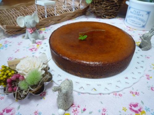 チーズケーキc