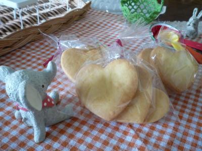 イベント米粉クッキー