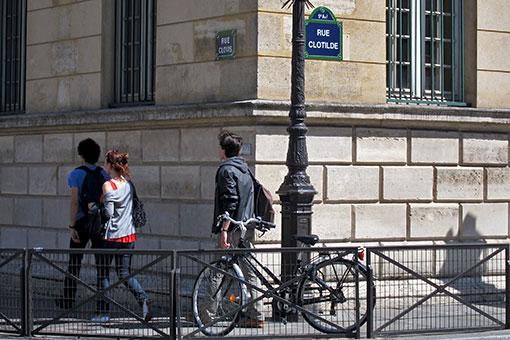 パリのパワースポット