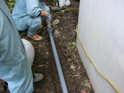排水管つなぎ