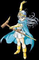 「ドラゴンクエストⅢ ~そして伝説へ~」(リメイク版)の女性賢者