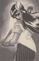 セーラー服騎士(ナイト)