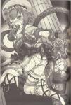 肉体を蹂躙される歌姫リン