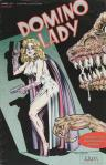 『DOMINO LADY』第1号カヴァー