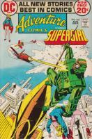 『ADVENTURE COMICS』第422号カヴァー