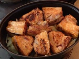 豚のトロトロ角煮5