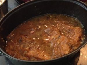 豚のトロトロ角煮8