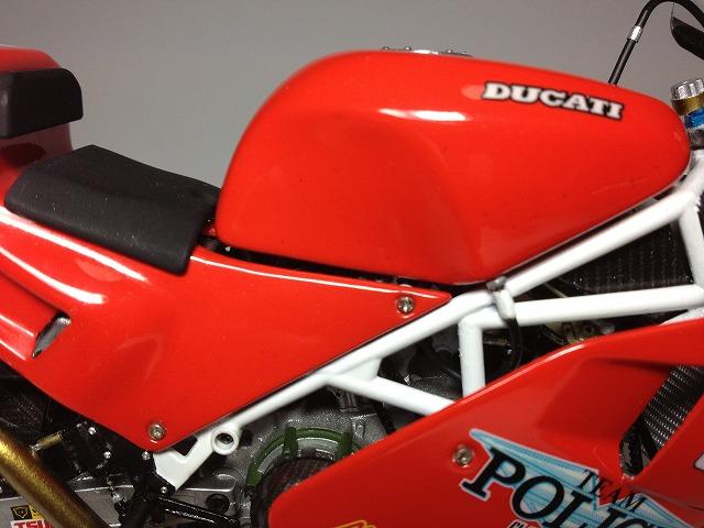 888スーパーバイクレーサー 001DUCATI