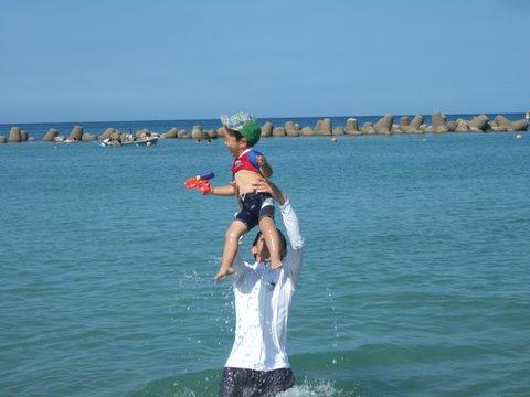 海水浴 290