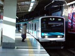 209系京浜東北線東京駅