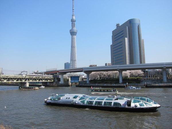 東京スカイツリー5-2〔フリー写真〕