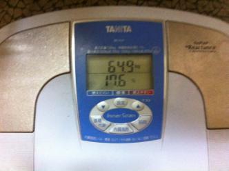 体重計649