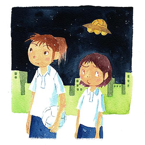 バレーボールの惑星