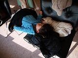 130201_クレイン馬で昼寝 (2)