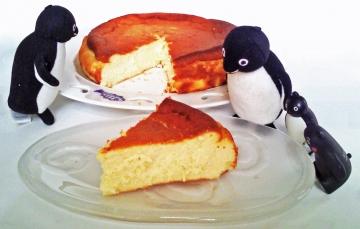 20141219-ベイクドチーズケーキ (2)-加工