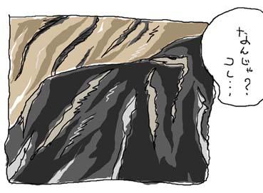 ベッド犬1