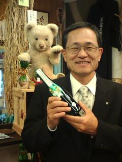 20110107堀社長さん