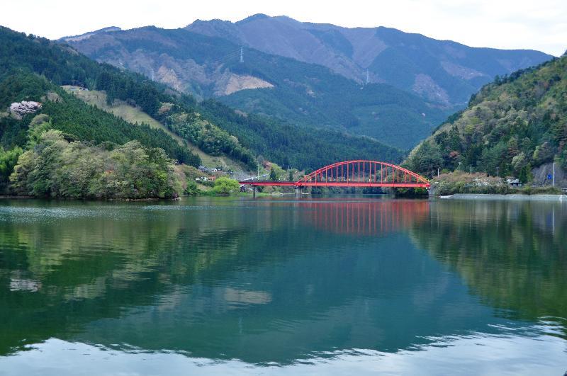 金砂湖 平野橋