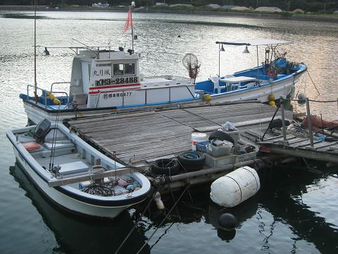 今度の釣行で出港する颯月丸