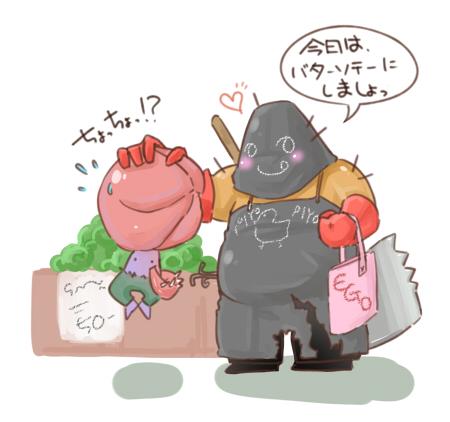 小野さん買い物する