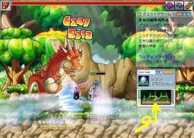 6月26日ー茶子vsレッドドラゴン1