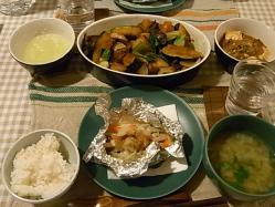 晩ご飯 2010年2月28日