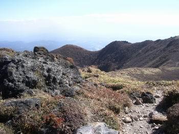 白口からの鳴子山19