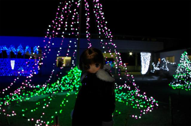 2012榛名湖イルミ24