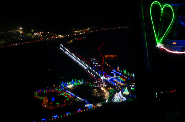 2012榛名湖イルミ32
