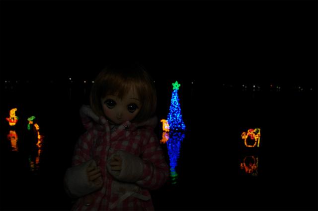 2012榛名湖イルミ50