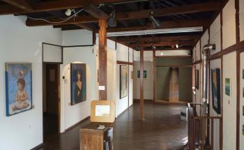 スッテンテン博覧会、展示会場の一部