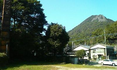 英山(H22.2.28撮影)