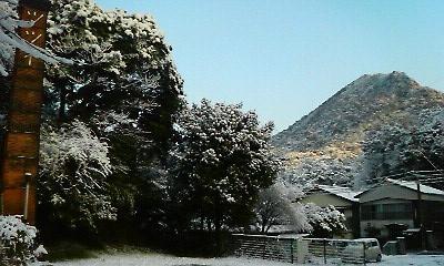 雪の英山3